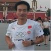 四川广汉马拉松运动员