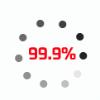 缓冲99.9%