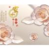 临泉艺术背景墙